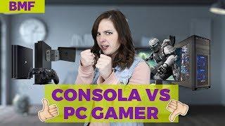 Consola VS PC Gamer - Lo bueno, lo malo y lo feo