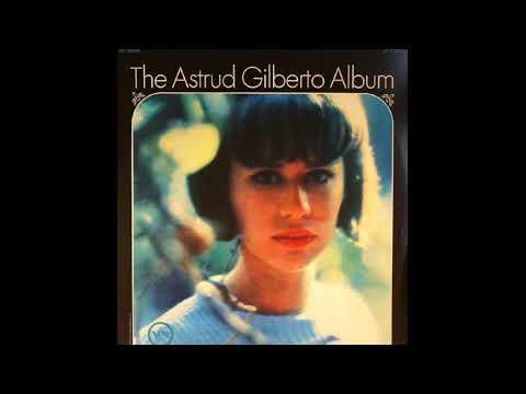 Клип Astrud Gilberto - So Finha De Ser Com Voce