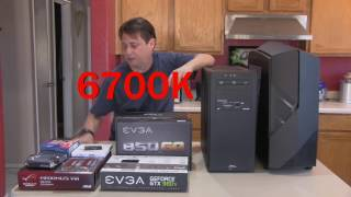 How to Build a Gaming PC - Summer 2016 - Core i7 6700k, 980ti, Maximus VIII Hero, NZXT Noctis 450