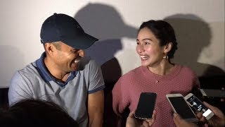 Jennylyn Mercado & Derek Ramsay Reaction After Watching Their Film All of You - MMFF 2017