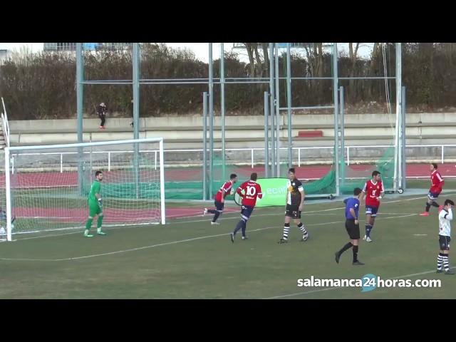 Resumen Unionistas 3-2 Ávila