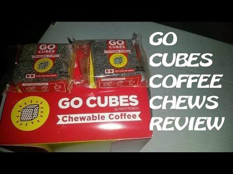 Nootrobox Go Cubes Coffee Chewables Spicochist Reviews Youtube