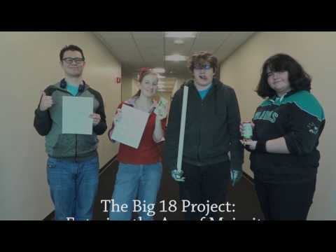 The Big 1-8 Project: The Age of Majority