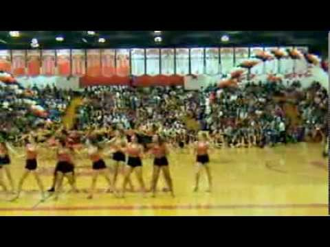 """PSHS Palm Springs High School - Cathedral City High School """"BEAT DOWN"""" Rally 2013"""