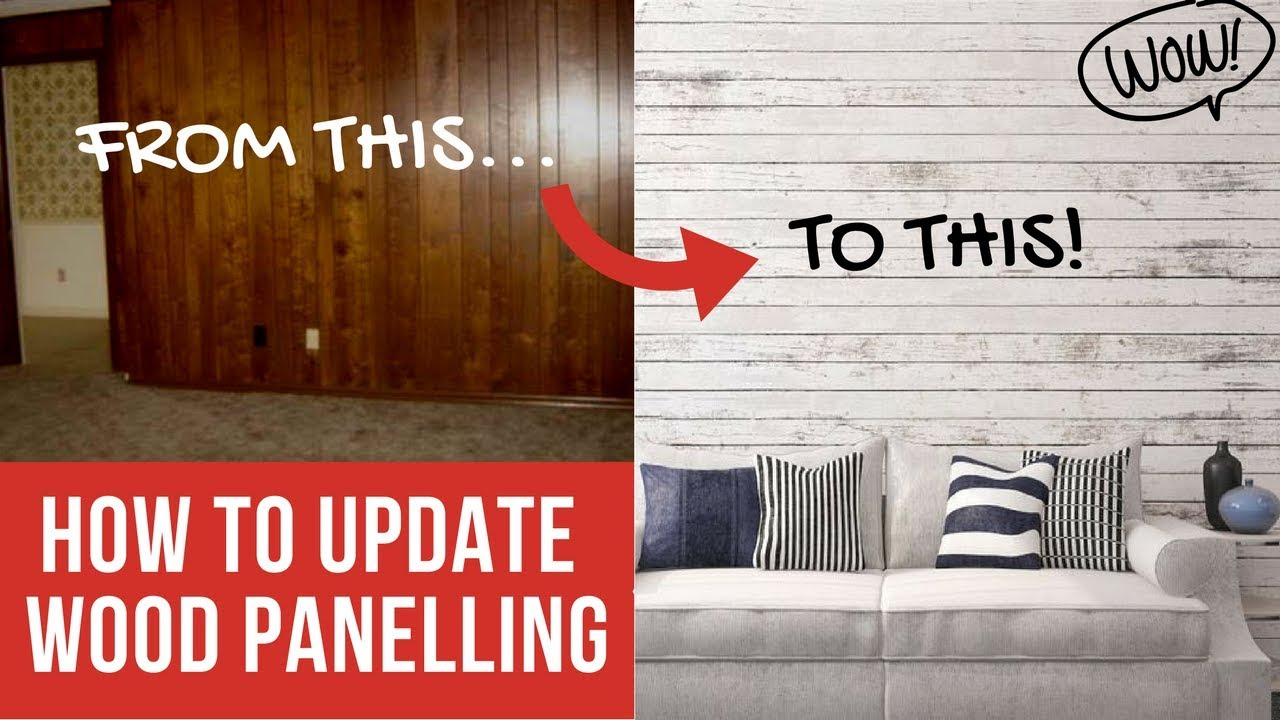 Updating wood paneling ideas inuit dating