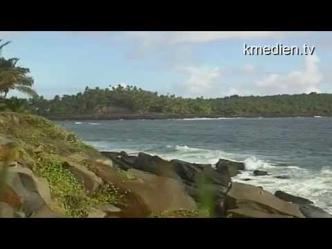 Teufelsinsel Französisch Guayana Südamerika