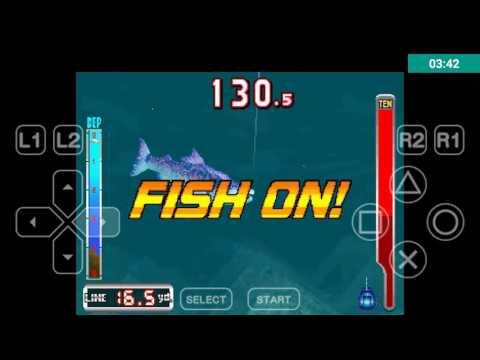 Gameplay Fisherman Bait 2 PSX-Comoros Stage