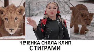 Ты не Поверишь! Малси СПЕЛА ПЕСНЮ с Тиграми, Волками и Львами