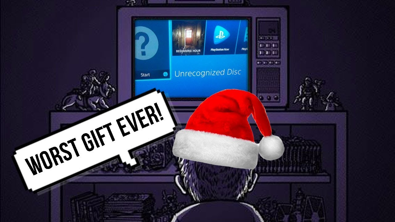 7 WORST Video Game Christmas Presents A Gamer Could Receive - YouTube