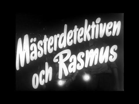 Mästerdetektiven och Rasmus 1953   till filmen