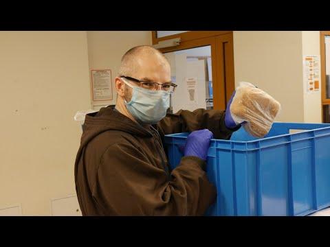 Posługa Braci Kapucynów w Dziele Pomocy św. Ojca Pio w czasie epidemii