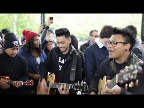 We Could Happen - AJ Rafael - Live in London Hyde Park HD