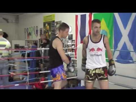 Steve MacDonald - Eilean Siar Muay Thai @ Inter Club Griphouse Glasgow