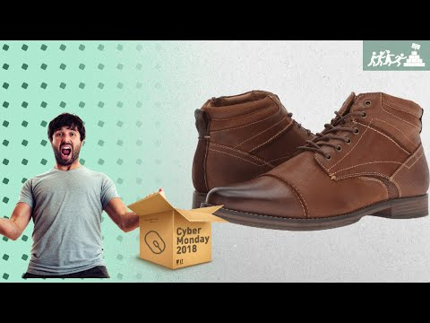 Up To 30% Off Madden Men Boots / Cyber Monday Week 2018 | Cyber Monday Guide