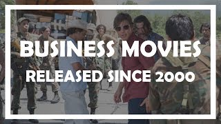20 Business Movies: Entertaining, Engaging, and Educating