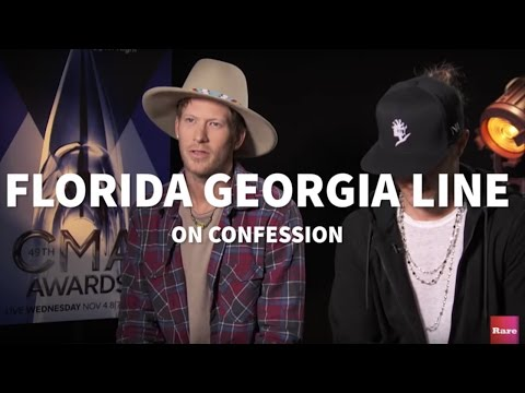 "Florida Georgia Line Debuts ""Confession"""