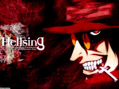 Hellsing: Shine ending INTREGRALE Inglese