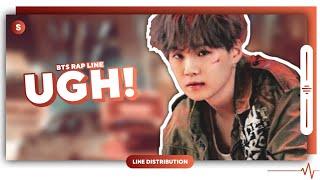 Baixar BTS (Rap Line) - Ugh! | Line Distribution (Color Coded) [Collab w/Mijesan Kpop]