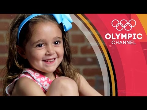 Nadia Comaneci's Perfect 10 According to Kids | Kids Call