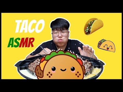 ASMR STEAK TACOS 스테이크 타코 MUKBANG  EATING SOUNDS  JOHNNY LIM ASMR
