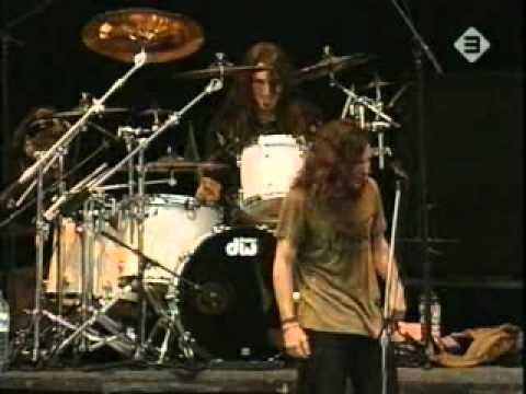 Pearl Jam 'Black, Leash & Once' Pinkpop Festival 1992
