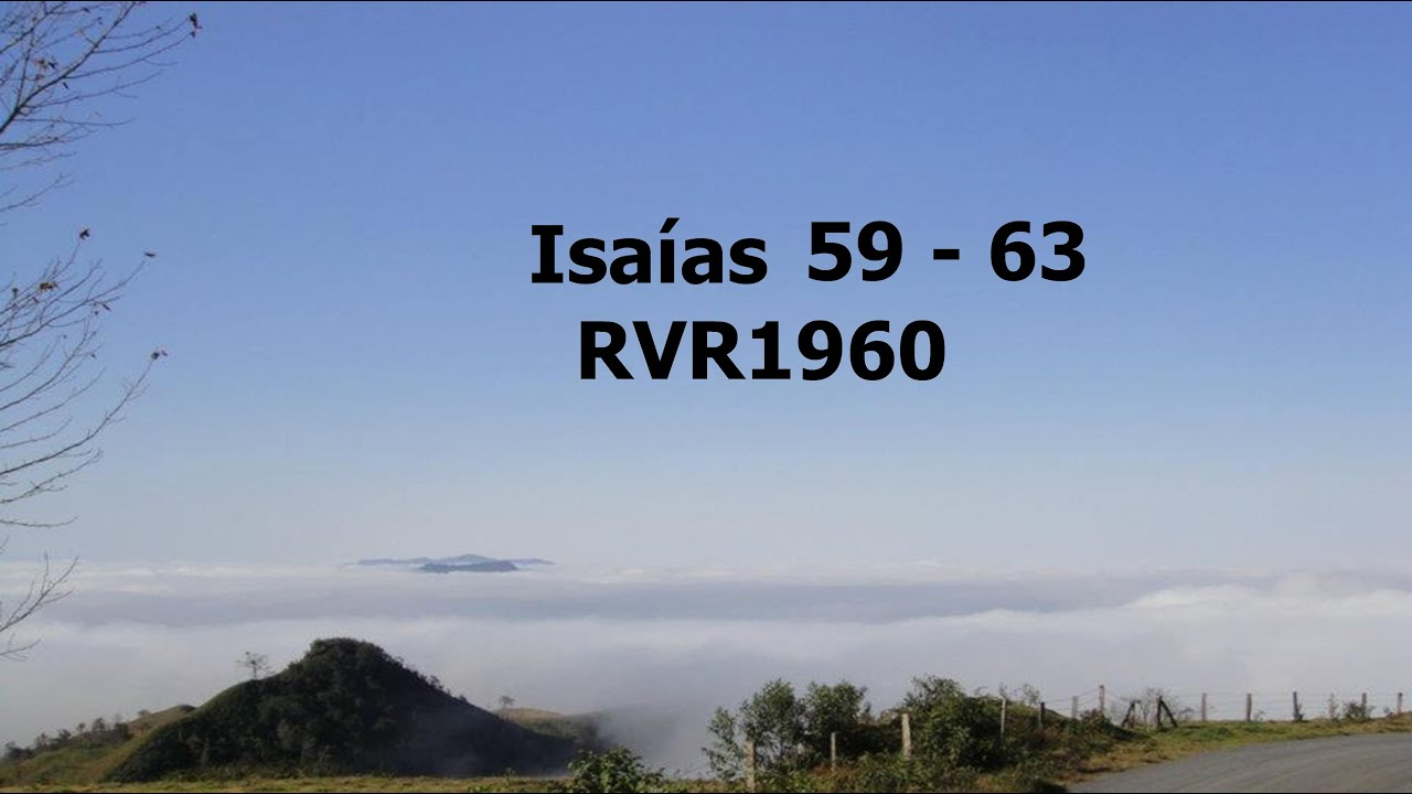 La Biblia hablada / Isaias 59 - 63