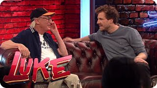 Lukes großes Vorbild: Otto Waalkes im Interview!