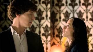 Шерлок и Ирэн - Ссора