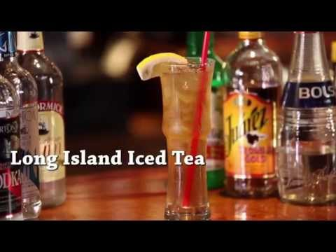 How To Make a Long Island Iced Tea - Cocktail Recipe