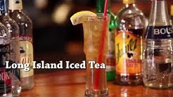 How To Make a Long Island Iced Tea - Cocktail Recipe
