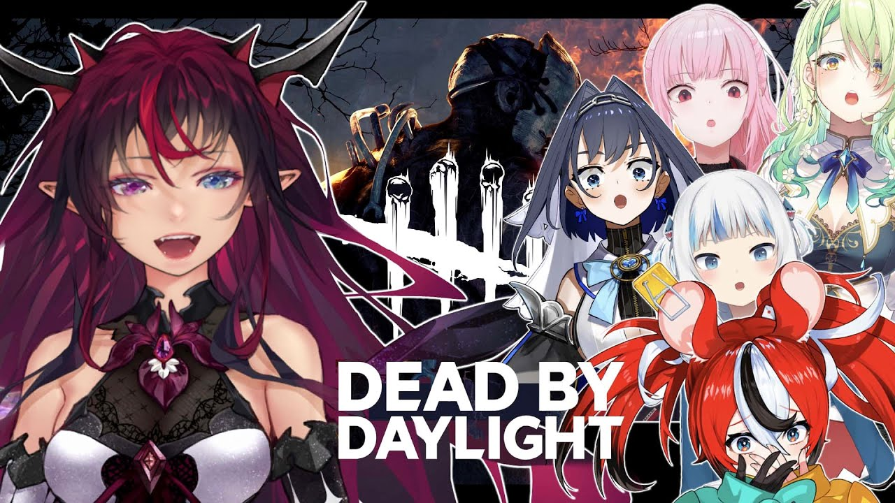Download 【Dead By Daylight Collab】Hope is coming for you #HololiveEnglish