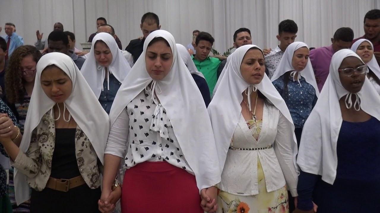 Culto Domingo dia 12.11.2017 - Mocidade Ibitinga - Perd�o