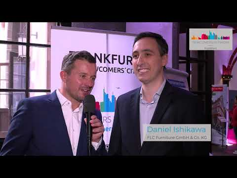 Newcomers Festival: Interview Dr. Söhngen & Daniel Ishikawa from Furniture Leasing GmbH