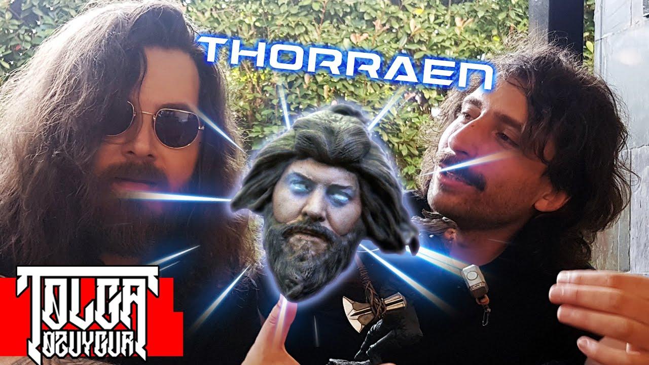 Elraenn'in suratını Thor figürüne koyduk / ft. Tuğkan Gönültaş