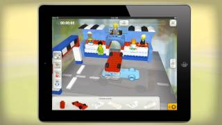 Bloxy Models Basic Ios App Trailer - Challenging Models To Build In An Exceptional 3d World!