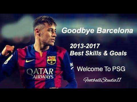【ネイマール】バルセロナで魅せてきたプレー&ゴール集 Neymar Welcome To PSG Skills & Goals 2013-2017