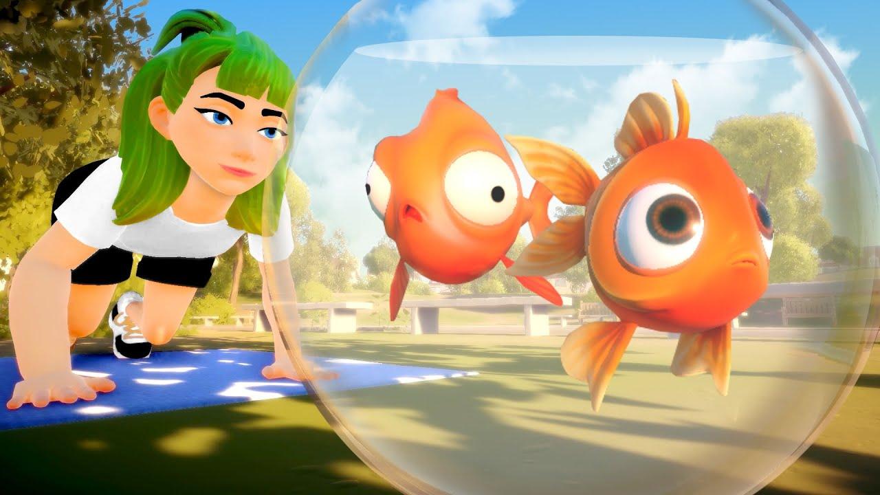 Download I Found A Simple, Lumpy-Headed Friend - I Am Fish