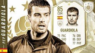 WORTH THE UNLOCK!? FIFA 20 ICON SWAPS 85 GUARDIOLA REVIEW! FIFA 20 Ultimate Team