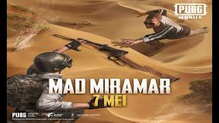 Intip Map Terbaru PUBG MOBILE : Mad Miramar