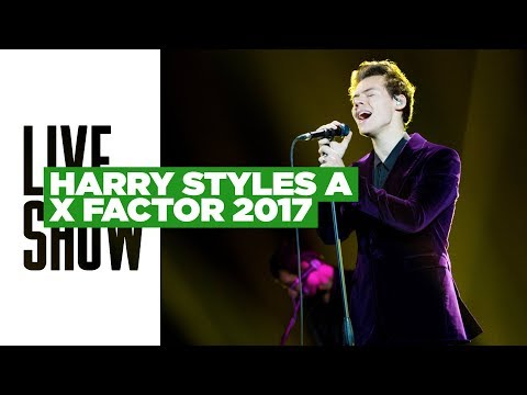 Harry Styles canta Sign Of The Times a X Factor Italia - Live Show 3