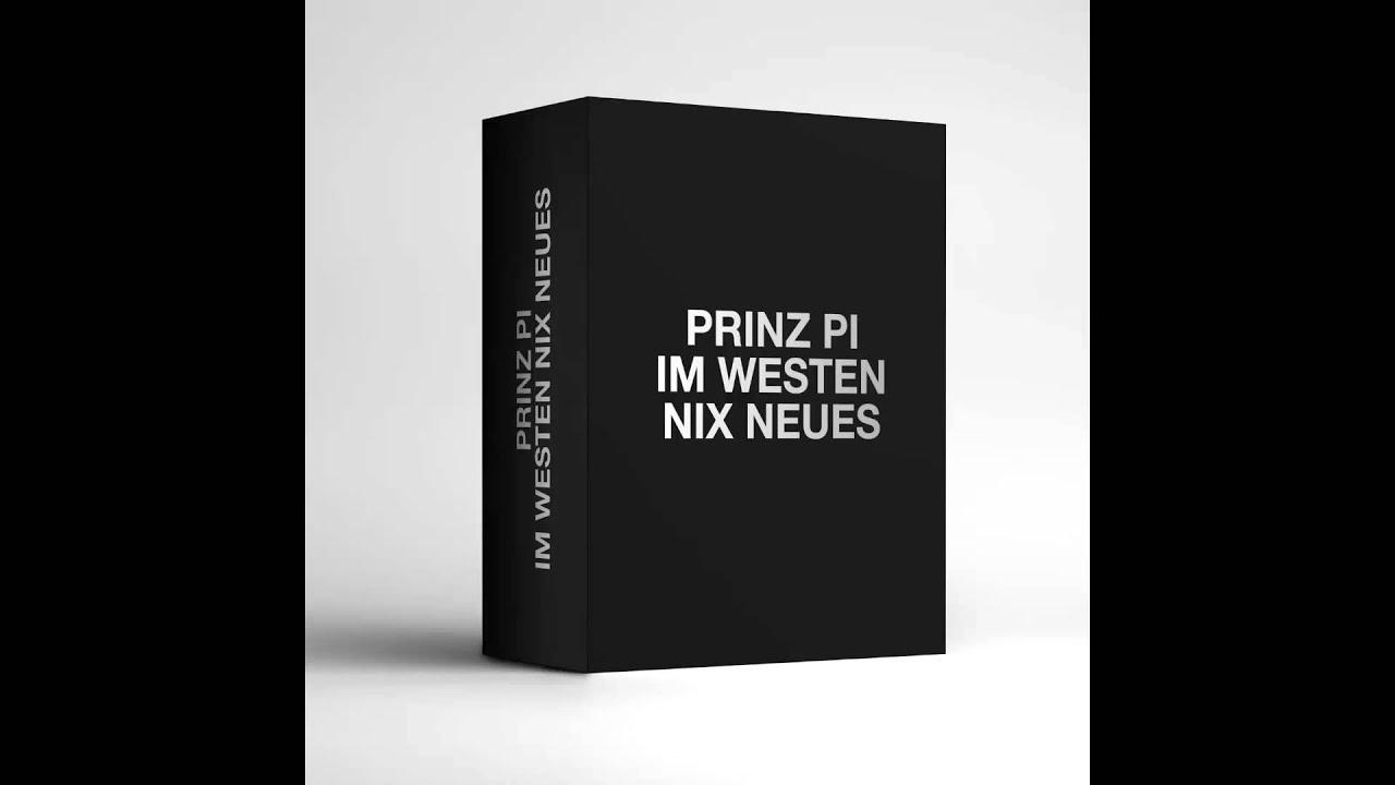 Prinz Pi - Weiße Tapete [Im Westen nichts Neues]