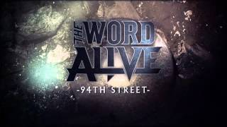 "The Word Alive - ""94th Street"" (Album Stream)"