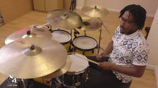 When you say nothing at all - Ronan Keating - Drum Cover by Stefan Brown