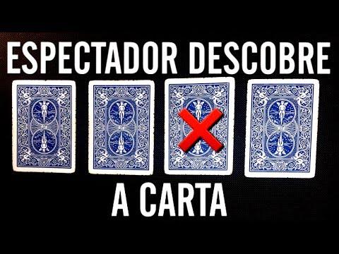 Magica Espectador Descobre a Própria Carta REVELADA!
