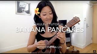 Banana Pancakes - Jack Johnson // Ukulele Tutorial