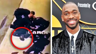 Jay Pharoah: Cops Put Knee on My Neck