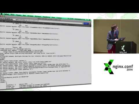 Writing and Rewriting Web Apps in nginx.conf — URL shortening, OpenGrok05 by Constantine Murenin