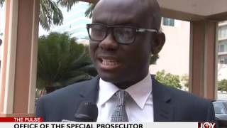 Office of the Special Prosecutor - The Pulse on JoyNews (27-6-17)