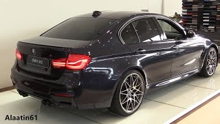 BMW M3 30 Jahre Edition 2017 Exhaust Sound, In Depth Review Interior Exterior