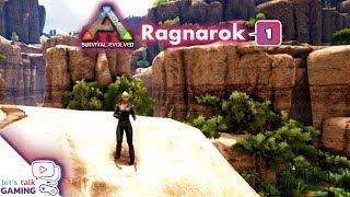 Building Locations & Ideas - Ark Survival Evolved Ragnarok - E01